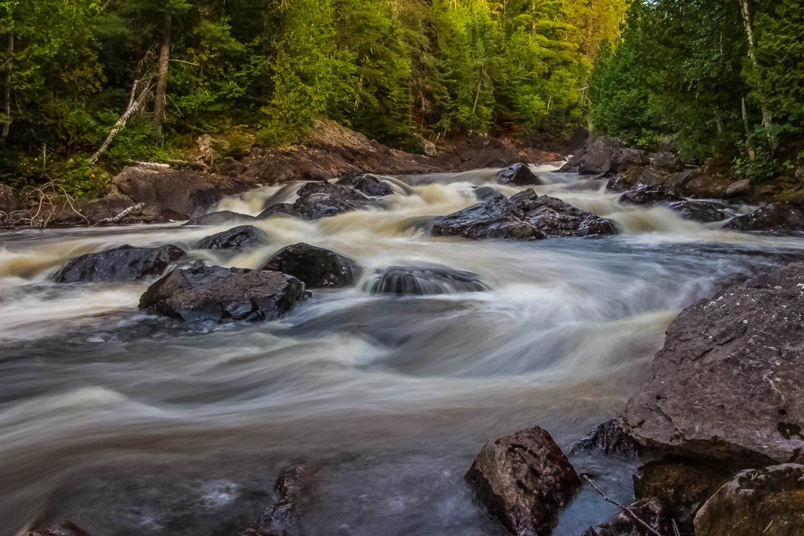 Grassy River Long Exposure