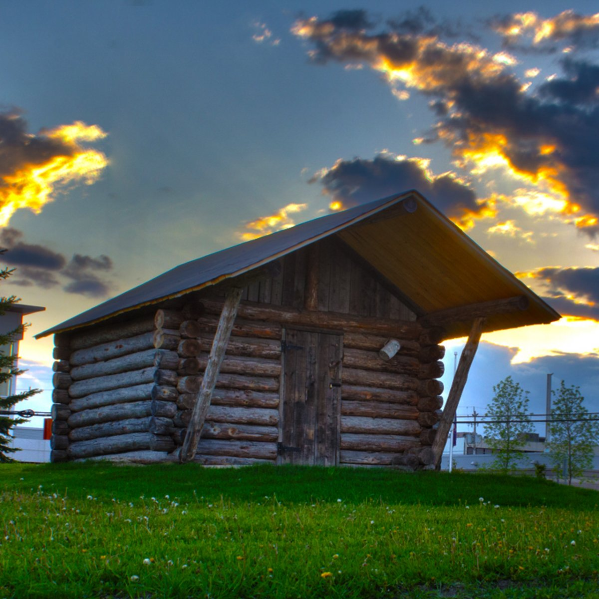 Log Cabin Museum Timmins