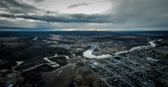 Timmins Aerial