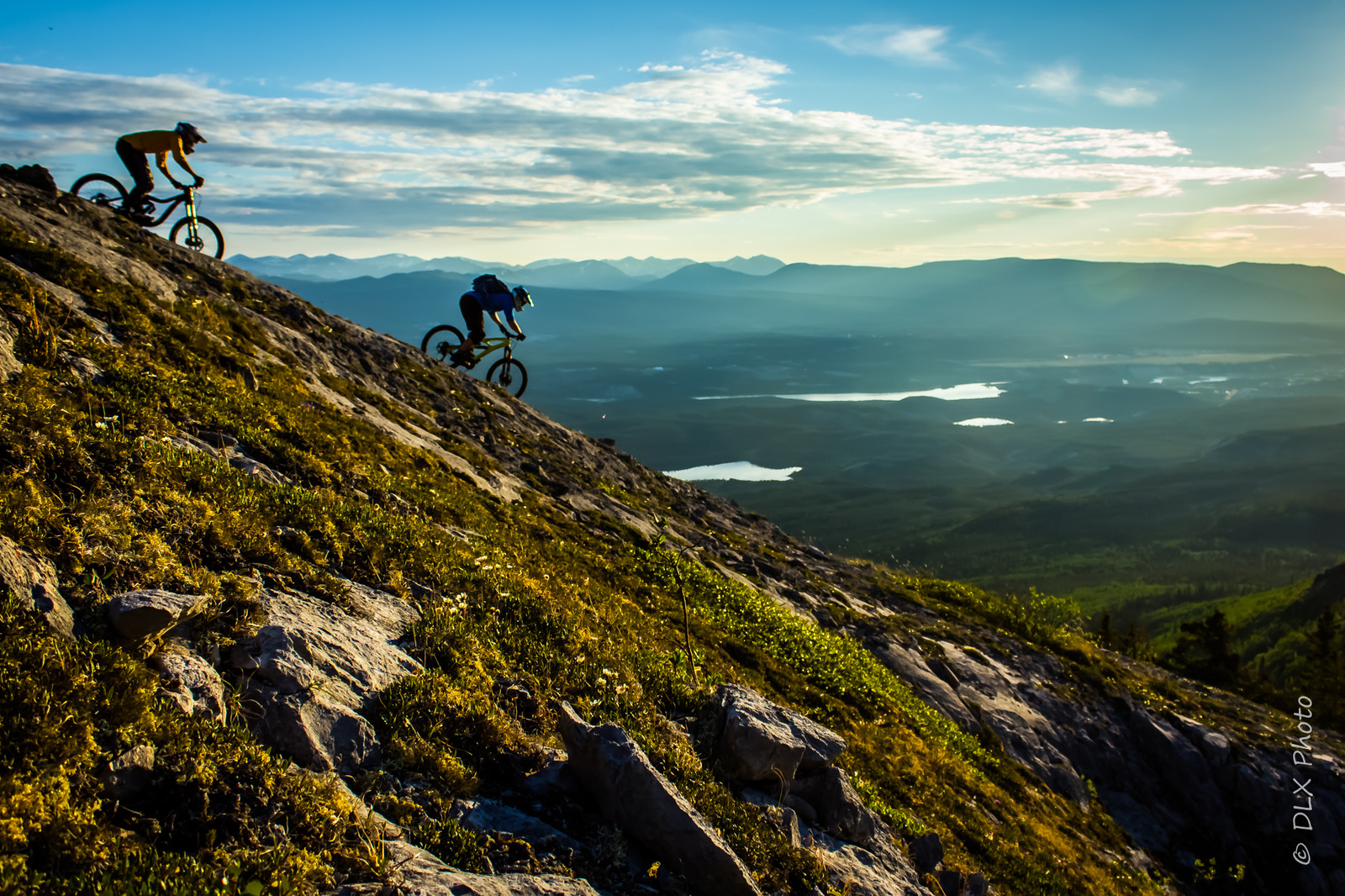 Yukon Downhill Biking